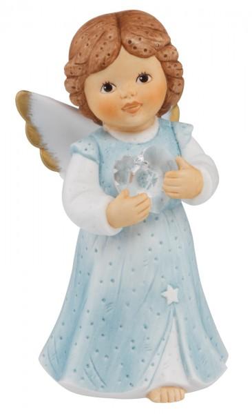 Nina und Marco, Nina & Marco, Goebel, Engel, Swarovski, Schutzengel, Weihnachtsengel, 11750631, Ich hab dich lieb
