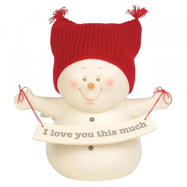 Kristi Jensen Piero, Snowpinions, Snowbabies, I Love You This Much, Department 56