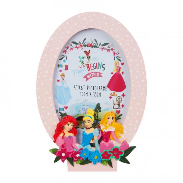 Widdop, Disney by Widdop, DIsney Classic, Walt Disney Disneyfigur, Disney Figur Prinzessinnen Bilderrahmen, Princess frame, DI538