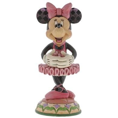 DIsney Traditions, Jim Shore - Nutcracker Beautiful Ballerina Minnie Mouse, Minnie Maus