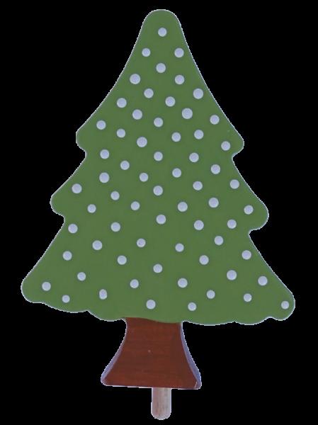 Sebastian Design, Kerzenring, Kerzenringe, Candle Ring, Candlerings, Holzkranz, Steckfigur, Tanne mit Schnee