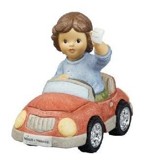 Goebel, Nina und Marco, Nina & Marco, Ich habs geschafft, Marco fährt Auto