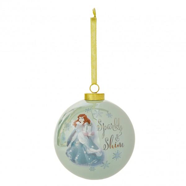 Disney, Walt Disney, Widdop and Co, Disney, Hanging Decoration, XM9496, Weihnachtsanhänger, Disney Weihnachtskugel, Disney Arielle, Disney Ariel