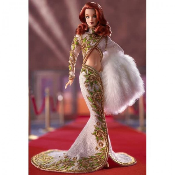 Barbie Collectibles, Mackie Hollywood, Radiant Redhead Barbie