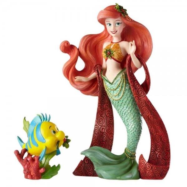 Disney Showcase, Christmas Ariel, Arielle