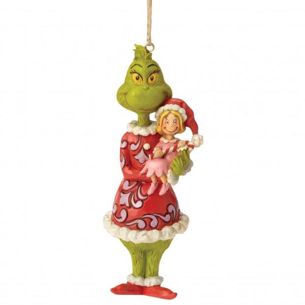 The Grinch, Der Grinch, Grinch Holding Cindy Lou Ornament, Grinch mit Cindy Lou, Anhänger