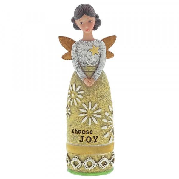 Choose Joy Angel / Sehe immer das Gute im Leben Engel