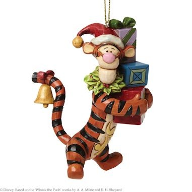 Disney Traditions, Jim Shore - Tigger Ornament / Anhänger
