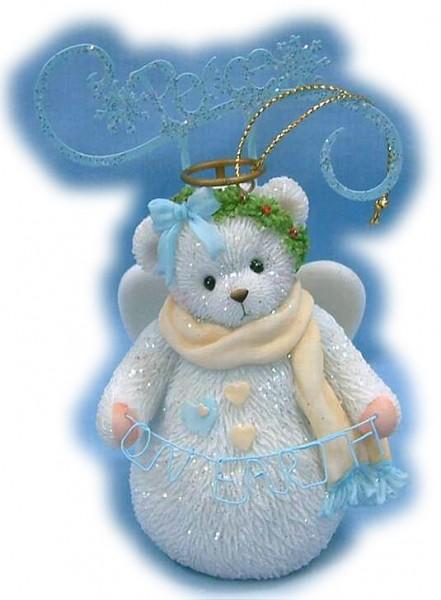 Cherished Teddies - Peace on Earth Snowbear Ornament