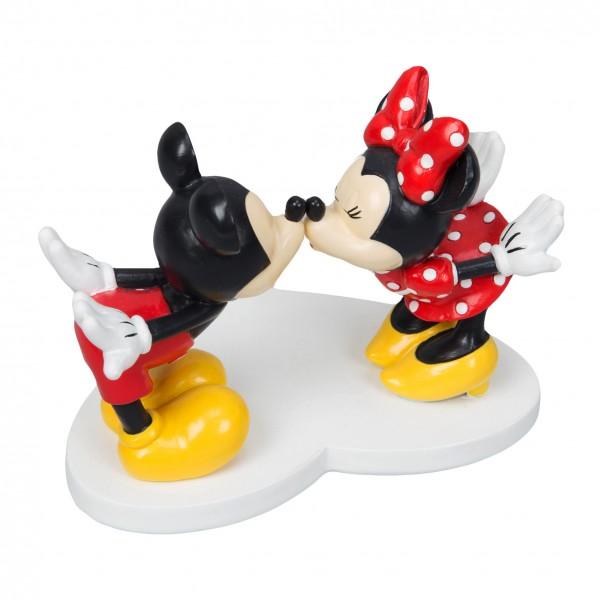 Widdop, Walt Disney Mickey & Minnie, Micky und Minnie, Walt Disney Micky und Minnie, DI582, Minnie & Mickey kissing