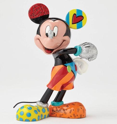 Romero Britto, Pop-Art aus Miami, Britto, Walt Disney, Disney Britto, Mickey Mouse, Micky Maus, 4050479