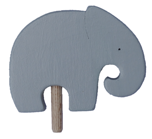 Sebastian Design, skandinavische Kerzenringe, Kerzenring, Kerzenringe, Candlerings, Steckfigur, Elefant