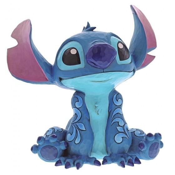 Disney Traditions, Jim Shore - Big Touble Stitch