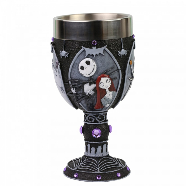 Disney Showcase, Walt Disney, Goblet, Kelch, Nightmare Before Christmas Decorative Goblet, 6007191
