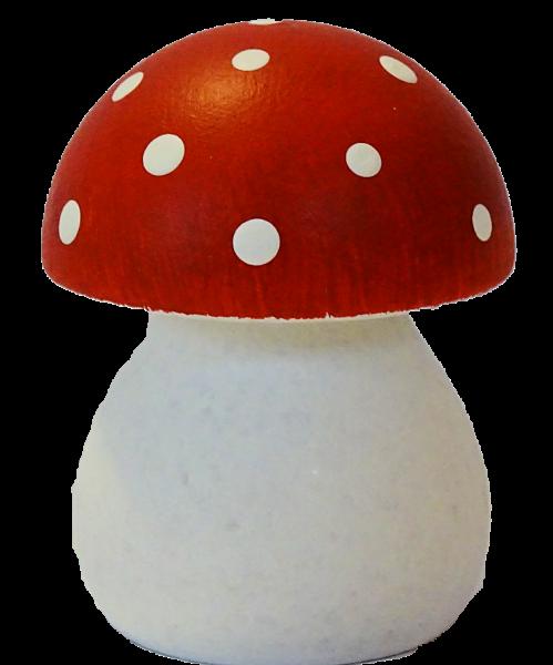 Sebastian Design, Candlering, Kerzenring, Kerzenringe, Skandinavischer Holzkranz, Skandinavische Kerzenringe, Pilz, Fliegenpilz, 46-447