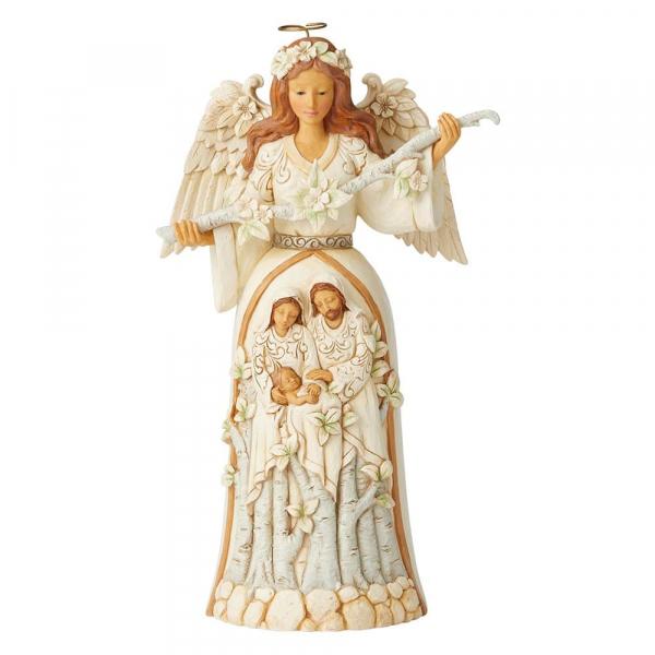 Breath of Heaven / Woodland Nativity Angel - Ein Hauch von Himmel Engel