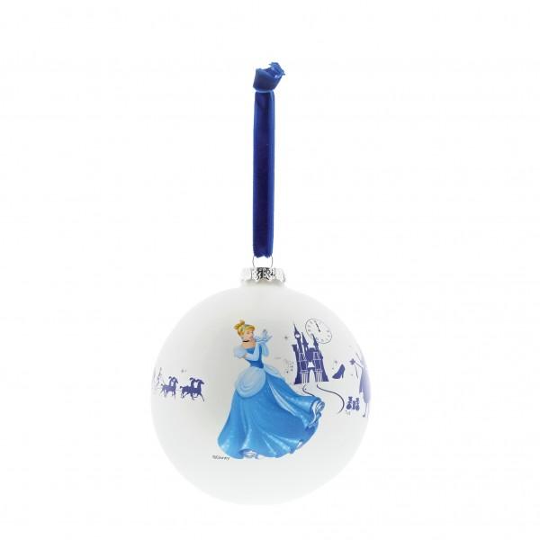Enchanting Disney Collection, Disney Weihnachten, Disney Weihnachtskugel, A29788, Cinderella, Aschenputtel