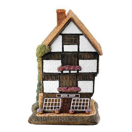 Lilliput Lane, Miniaturhaus, Miniaturhäuser, Cottage, Literary Learnings