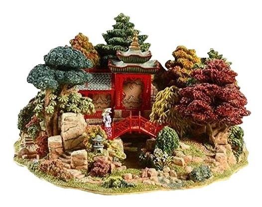 Lilliput Lane, Miniaturhäuser, Miniaturhaus, Cottage, Reflections of Jade
