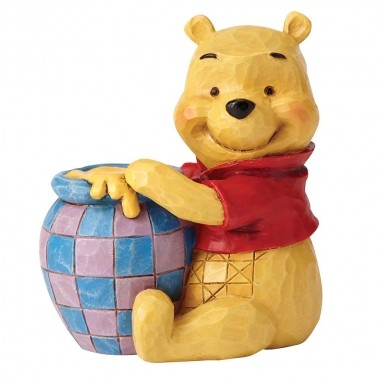 Disney Traditions, Jim Shore - Mini WInnie the Pooh / Winnie Puuh