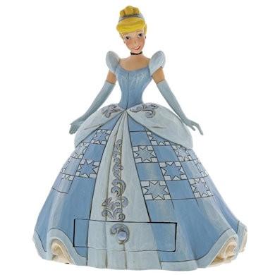 Disney Traditions, Jim Shore, Treasure Keeper - Cinderella, Schmuckkästchen