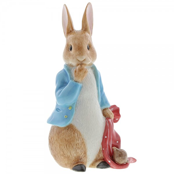 Beatrix Potter, Beatrix Potter Collection, Peter Rabbit, Benjamin Bunny, Flopsy, Jemima Puddle-Duck, Jeremy Fisher, A30047, Peter Rabbit and the Pocket Handkerchief - Limited Edition