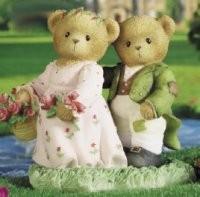 Cherished Teddies, Lizzie & Darcy