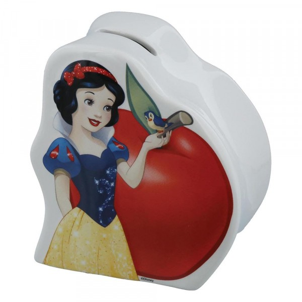 Enchanting Disney, Spardose, Money Bank, Snow White, Schneewittchen, Someday My Prince Will Come