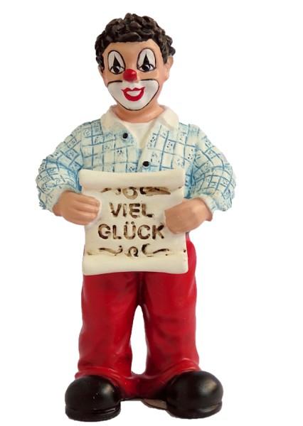 Gilde Handwerk, Gilde Clowns, Herzliche Grüße, Viel Glück