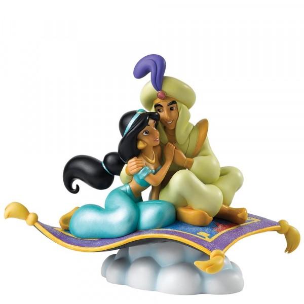 Enchanting Disney, A Whole New World, Jasmine & Aladdin, Jasmin & Aladdin