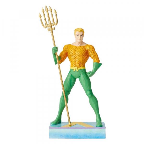 Disney Traditions, Jim Shore, Silver Age - DC Comics Justice League, Aquaman