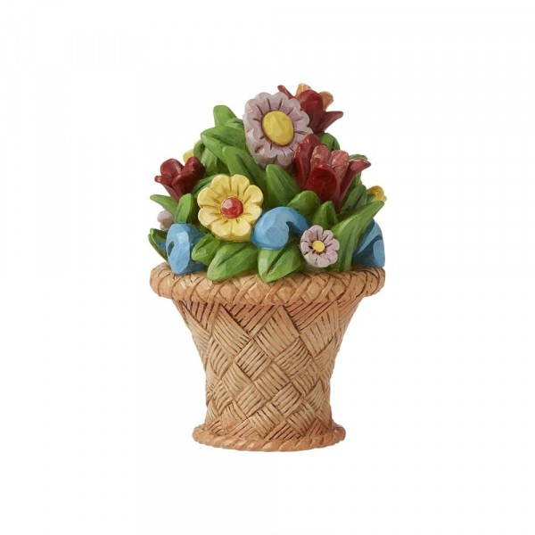 Heartwood Creek, Jim Shore, Jim Shore Ostern, Jim Shore Frühling, 6008792, Mini Flower Bouquet, Mini Blumenstrauß, Jim Shore Frühlingskollektion