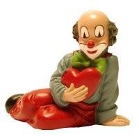 Gilde Handwerk, Gilde Clowns, Kleiner Herzensbrecher, Clown mit Herz