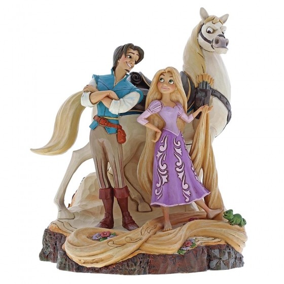 Disney Traditions, Jim Shore - Live Your Dream Rapunzel / Entangled