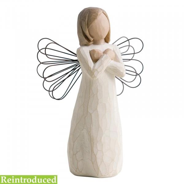 Willow Tree, Willowtree, Demdaco, Susan Lordi, Sign For Love Angel, Zeichen für Liebe Engel