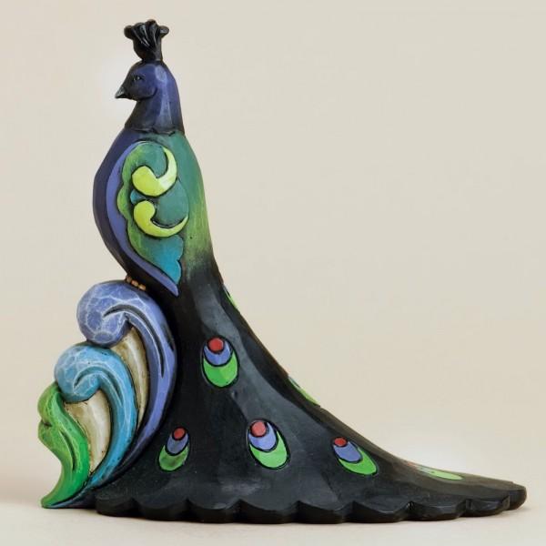 Mini Peacock