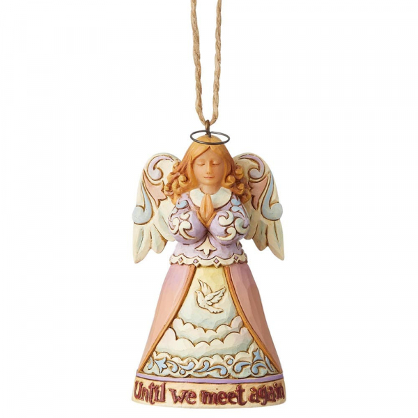 Heartwood Creek, Jim Shore, Mini Bereavement Angel Ornament, Anhänger, Engel
