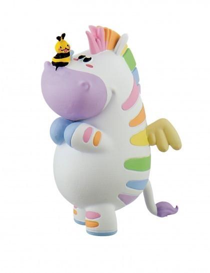 Pummeleinhorn, Pummel & Friends, Chubby, Zebrasus, Zebrasus & Hummel