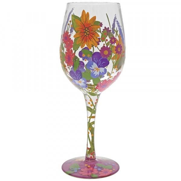 Lolita Glas, Lolita Gläser, Lolita Weinglas, Lolita Weingläser, In the Garden, Im Garten