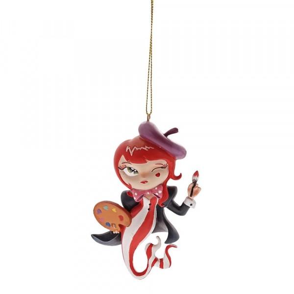 Disney Showcase, Miss Mindy, L'Artiste Mermaid Ornament, Anhänger