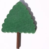 Baum für Kerzenring groß