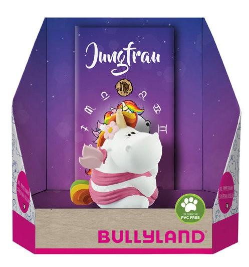 Bullyland, Sternzeichen, Pummeleinhorn, Pummel, Chubby, Pummeleinhorn als Jungfrau