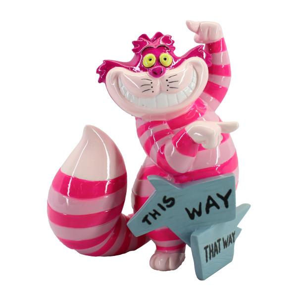 Disney Showcase, Disney Showcase Collection, Walt Disney, Alice, Alice in Wonderland, Alice im Wunderland, This Way, That Way Cheshire Cat, Grinsekatze, Cheshire Cat, 6008699