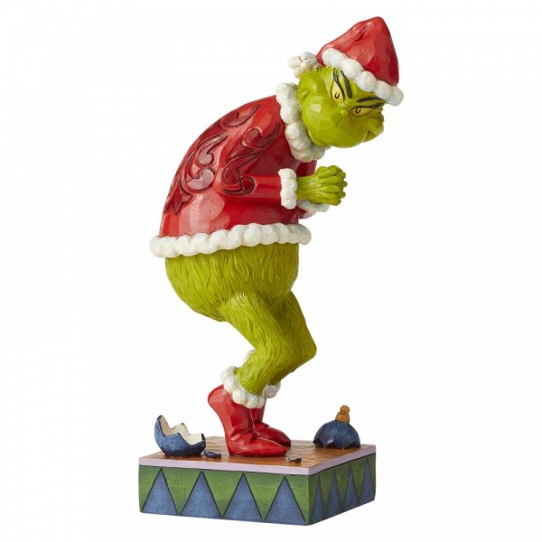 Jim Shore, Heartwood Creek, The Grinch Collection, Grinch, Sneaky Grinch, Schleichender Grinch, 6006566