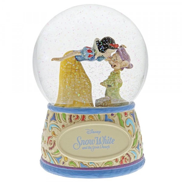 Disney Traditions, Jim Shore, Sweetest Farewell Snow White Waterball - Schneewittchen Schneekugel