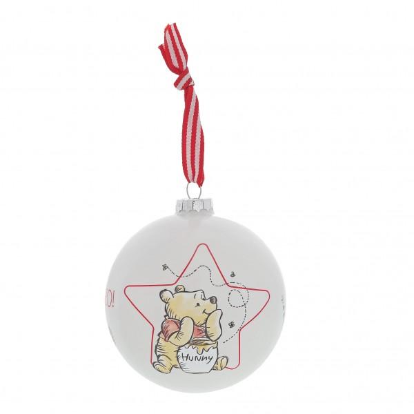 Enchanting Disney Collection, Disney Weihnachten, Disney Weihnachtskugel, A30245, Winnie the Pooh, Winnie Puuh