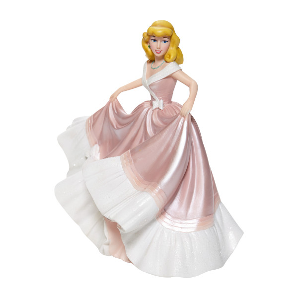 Disney Showcase, Disney Showcase Collection, Walt Disney, Cinderella, Cinderella in pink dress, Cinderella im rosa Kleid, Couture de Force, 6008704
