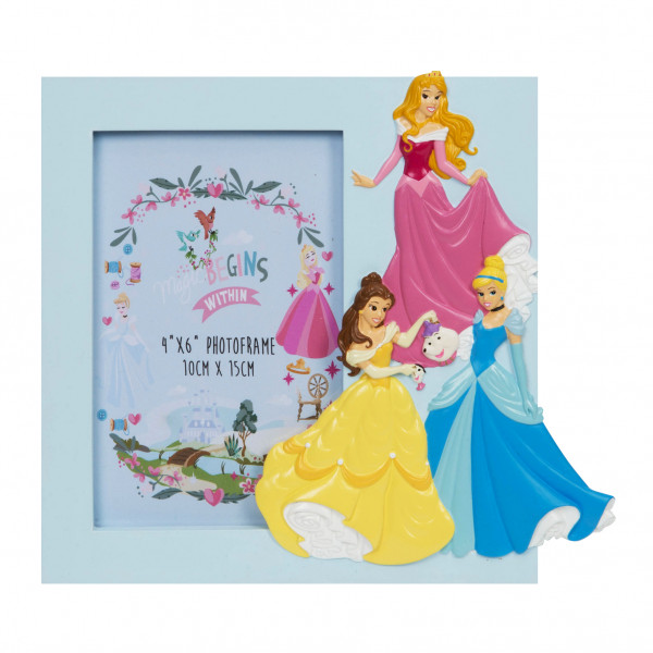 Widdop, Disney by Widdop, DIsney Classic, Walt Disney Disneyfigur, Disney Figur Prinzessinnen Bilderrahmen, Princess frame, DI515