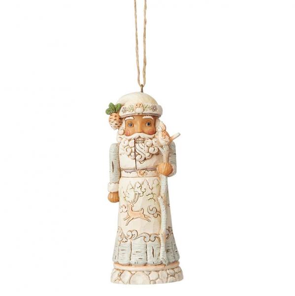 Heartwood Creek, Jim Shore, Woodland Festivities Nutcracker Ornament, Nussknacker Anhänger