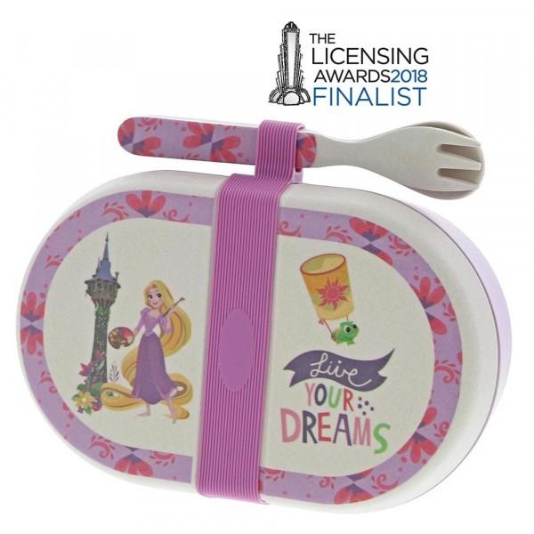 Enchanting Disney, Bambus Brotboy, Snack Box, Rapunzel, Tangled